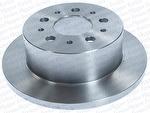 Disco de Freio Sólido sem Cubo - Hipper Freios - HF 680C - Par