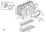 Tampa do Bloco do Motor - Volvo CE - 21426900 - Unitário