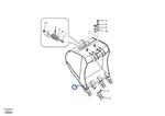 Adaptador do Dente - Volvo CE - 11988208 - Unitário
