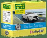 KIT Original MANN-FILTER - FIAT MOBI (01.2017-) ARGO (05.2017-) UNO (09.2016-) STRADA (06.2020-) - Mann-Filter - SP11066-4 - Kit
