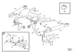 Válvula Hidráulica - Volvo CE - 15135160 - Unitário