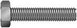 Parafuso Sextavada Métrico 06 X 25 Ri Ma Zincado Branco - Ciser - 14525901 - Unitário