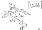 Barra da Direção - Volvo CE - 11060960 - Unitário