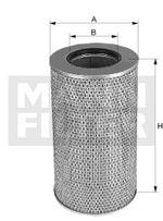 Filtro de Ar - Mann-Filter - C27844 - Unitário