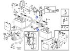 Cabo da Bateria - Volvo CE - 11100715 - Unitário