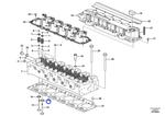 Elemento da Válvula - Volvo CE - 21775154 - Unitário