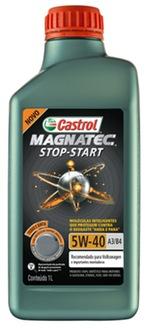 Óleo para Motor Castrol MAGNATEC Stop-Start A3/B4 - Castrol - 3411027 - Unitário