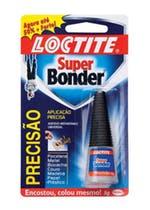 Adesivo Instantâneo Super Bonder 5g - Loctite - 254137 - Unitário