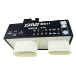 Relé Controle do Ventilador do Radiador Vw / Audi 1J0919506G - 12V 18 Terminais - DNI - DNI 8611 - Unitário