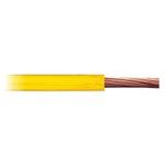 Cabo Flexível Amarelo Cobre E Alumínio Para Instalação Automotiva - DNI - DNI HYB 075-AM - Unitário