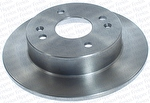 Disco de Freio Sólido sem Cubo - Hipper Freios - HF 706 - Par