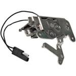 Fechadura da Porta com Micro Interruptor e Check Control - sem Trava - Universal - 60856 - Par