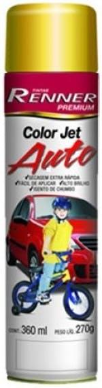 Auto Color-Jet Spray 300ml Automotiva - Renner - 1781.83 - Unitário