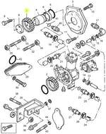 Engrenagem do Compressor - PERKINS - 3117C161 - Unitário