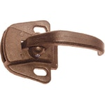 Maçaneta interna - Porta dianteira - Direito/Esquerdo - Marrom CHEVETTE 1993 - Universal - 40135 - Unitário