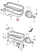Cárter - Original Chevrolet - 94659034 - Unitário