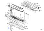 Válvula de Escape - Volvo CE - 21770981 - Unitário