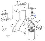 Junta do Filtro de Fluido Refrigerante - Volvo CE - 957178 - Unitário