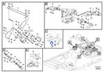 Bujão do Sistema Hidráulico - Volvo CE - 9415-11071 - Unitário