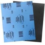 Folha de lixa água T216 grão 320 - Norton - 66623335738 - Unitário