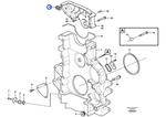 Vedação - Volvo CE - 21185086 - Unitário