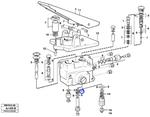 Mola - Volvo CE - 11997350 - Unitário