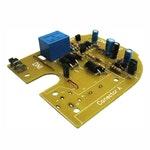 Placa Eletrônica Motor do Limpador Gm S-10/ Blazer - Cinco Temporizações - DNI - DNI 0352 - Unitário