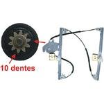 Máquina Elétrica do Vidro da Porta Dianteira - Universal - 21757 - Unitário
