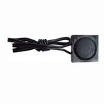 Interruptor de Acionamento Emborrachado - Chave Comutadora Silenciosa - DNI - DNI 5002 - Unitário
