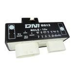 Relé Controle do Ventilador do Radiadorj0919506N Vw - 12V 18 Terminais - DNI - DNI 8613 - Unitário