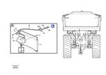 Carcaça - Volvo CE - 3963412 - Unitário
