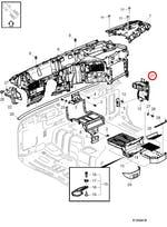 CHAPA DE ACABAMENT - Volvo - 84040152 - Unitário