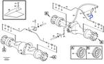Suporte - Volvo CE - 11173934 - Unitário