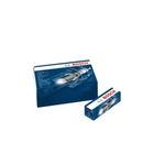 Vela de Ignição S4 - WR56 UN SIERRA 1985 - Bosch - 0242242505 - Jogo