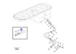 Mangueira do Sistema de Transmissão - Volvo CE - 11027418 - Unitário