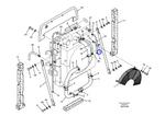 Clip Isolamento - Volvo CE - 9315-01401 - Unitário