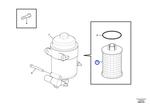 Filtro de Combustível - Volvo CE - 20998805 - Unitário