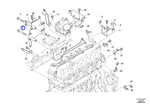 Parafuso - Volvo CE - 16668276 - Unitário