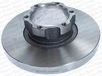 Disco de Freio Sólido sem Cubo - Hipper Freios - HF 472 - Par