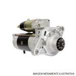 MOTOR DE PARTIDA DM (R) 12V 0,8KW - Bosch - F000AL0309 - Unitário