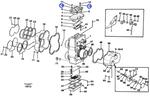 Arruela Trava - Volvo CE - 13800829 - Unitário