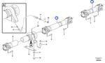 Árvore de Transmissão - Volvo CE - 11172831 - Unitário