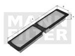 Filtro do Ar Condicionado - Mann-Filter - CU 4466 - Unitário
