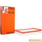Filtro de Ar - Fram - CA7421 - Unitário - Fram - CA7421 - Unitário