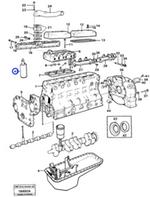 Kit de Juntas - Volvo CE - 11998686 - Unitário