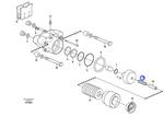 Parafuso - Volvo CE - 11709030 - Unitário