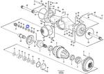 Engrenagem Planetária - Volvo CE - 15010933 - Unitário
