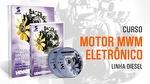 Curso - Diesel - Motor MWM Eletrônico - Módulo 12 - VIDEOCARRO - 11.10.01.231 - Unitário