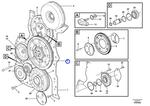 Engrenagem Intermediária do Motor - Volvo CE - 21057442 - Unitário