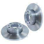 Disco de Freio Dianteiro Sólido - Hipper Freios - HF680 - Par
